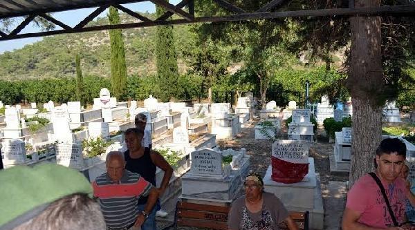 Zeytinköy'de Bazı Alevi Mezarları Tahrip Edildi (2)