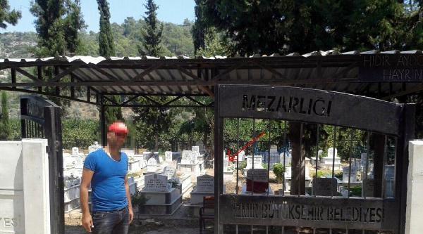 Zeytinköy'de Bazı Alevi Mezarları Tahrip Edildi (3)