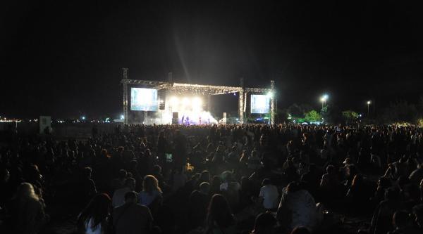 Zeytinli Rock Festivali 4 Yıl Sonra Yeniden