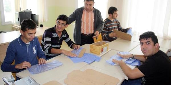 Zihinsel Engelli Öğrencilerin Aktif Üretkenliği