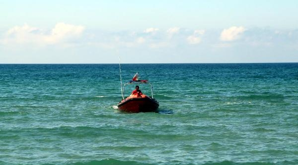Zıpkınla Balık Avlamak İçin Denize Giren 2 Kişi Karadeniz'de Kayboldu