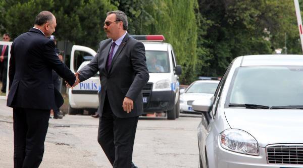 Zonguldak Emniyet Müdürü Osman Ak Göreve Başladı