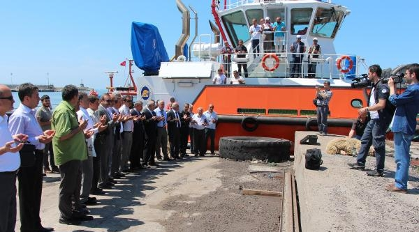 Zonguldak Limanı'na Yeni Römorkör