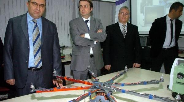 Zonguldak Valisi, Ileri Araştirmalar Laboratuvarini Gezdi