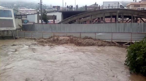 Zonguldak Ve Bartın'da Sel (5)