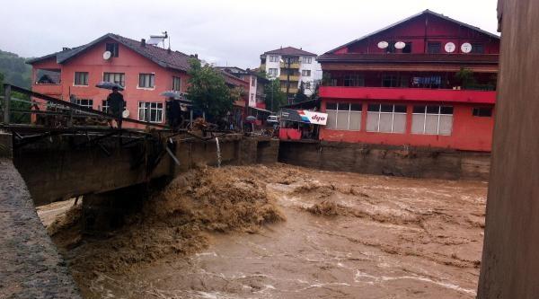 Zonguldak Ve Bartın'da Sel (6)
