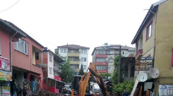 Zonguldak Ve Bartın'da Sel (7)