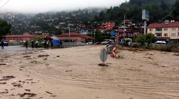 Zonguldak Ve Bartın'da Sel / Ek Fotoğraflar