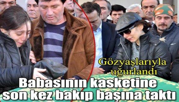 Zonguldak'ın 'mega starı' gözyaşlarıyla uğurlandı