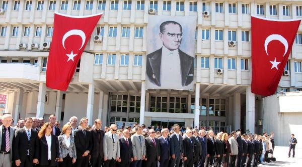 Zonguldak'ta 19 Mayıs Buruk Kutlandı