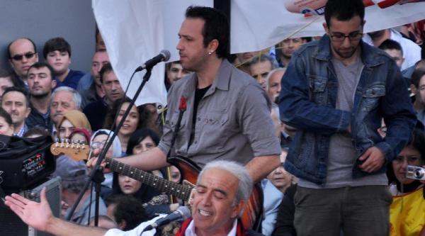 Zonguldak'ta 1 Mayıs Coşkuyla Kutlandı (2)