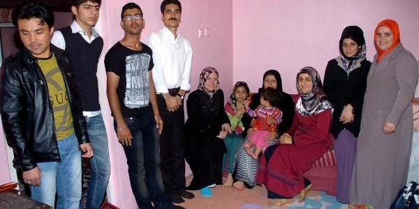 Zonguldak'ta 250 Mülteci Yaşiyor