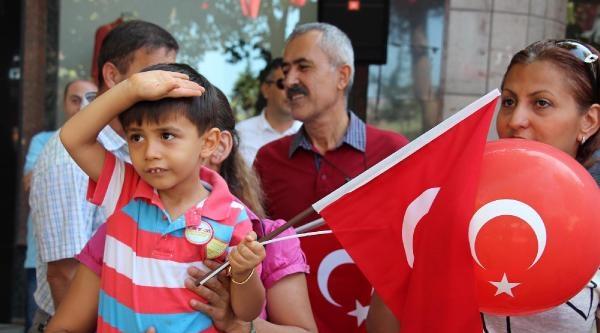 Zonguldak'ta 30 Ağustos Zafer Bayramı Kutlandı