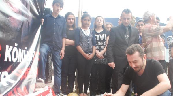 Zonguldak'ta Aleviler 'adalet Nöbeti'ne Başladı