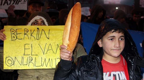 Zonguldak'ta Berkin Elvan İçin Yürüdüler