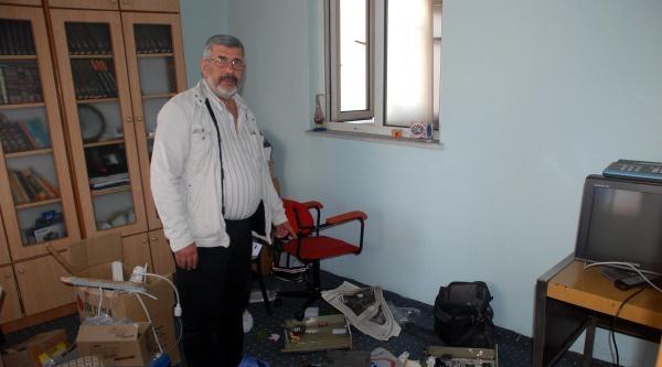 Zonguldak'ta Bir Gecede 4 Camiye Hırsız Girdi