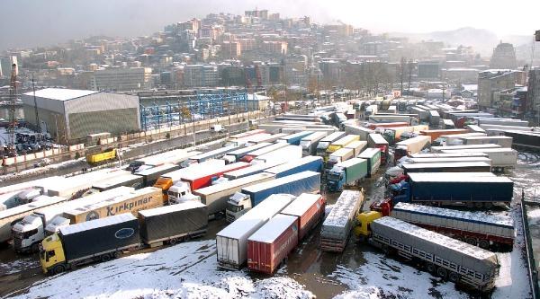 Zonguldak'ta Eğitime Kar Engeli (2)