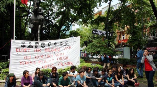 Zonguldak'ta Gezi Parkı Eyleminin Birinci Yıl Etkinliği