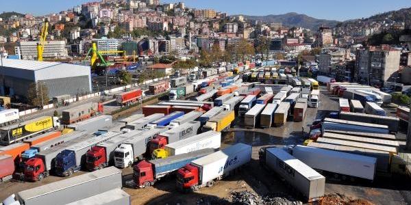 Zonguldak'ta Her Yer Tir