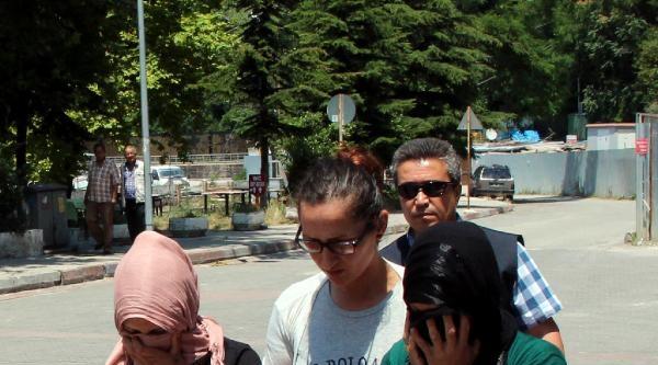 Zonguldak'ta Hırsızlık Şüphelisi 2 Kadın Yakalandı