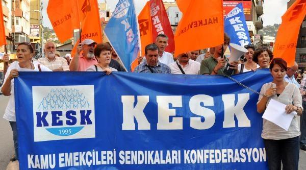 Zonguldak'ta Işid Tepkisi