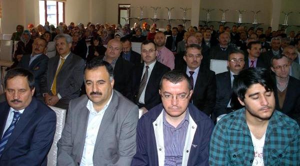Zonguldak'ta, 'kerbela' Konferansi