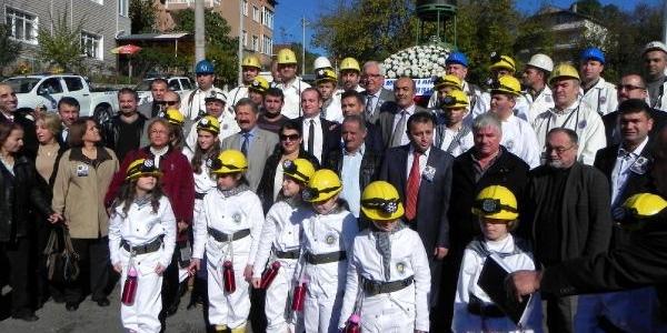 Zonguldak'ta Kömürü Bulan Uzun Mehmet Anildi