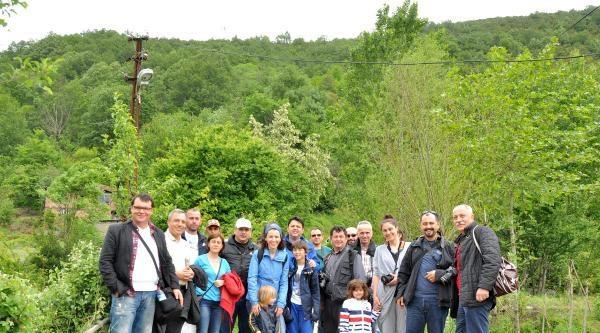 Zonguldak'ta, Kurumuş Ağaçlar Fotoğraflarla Belgelendi