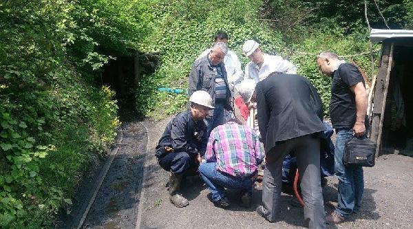 Zonguldak'ta Maden Ocağında Göçük: 1 İşçi Mahsur