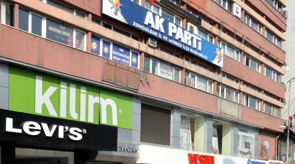 Zonguldak'ta Özelleştirme Ve Taşeron Tepkisi