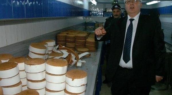Zonguldak'ta Pastanelere Yilbaşi Denetimi