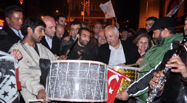 Zonguldak'ta Seçimi Chp Adayı Kazandı (2)