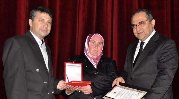 Zonguldak'ta Şehitler Anıldı