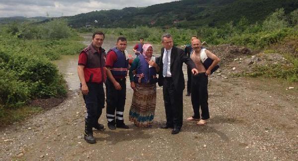 Zonguldak'ta Selin Yaraları Sarılıyor