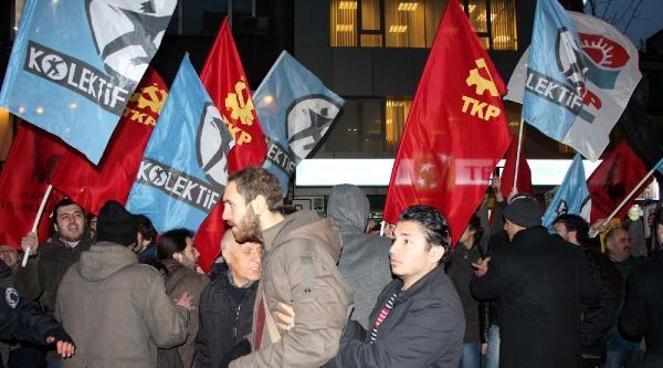 Zonguldak'ta Ses Kaydı Protestosu