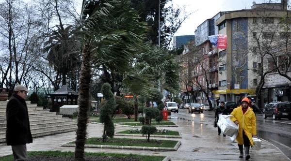 Zonguldak'ta Taşimali Eğitim Tatil