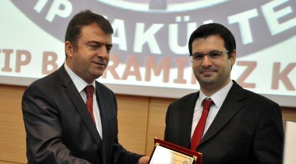 Zonguldak'ta Tıp Bayramı Töreni