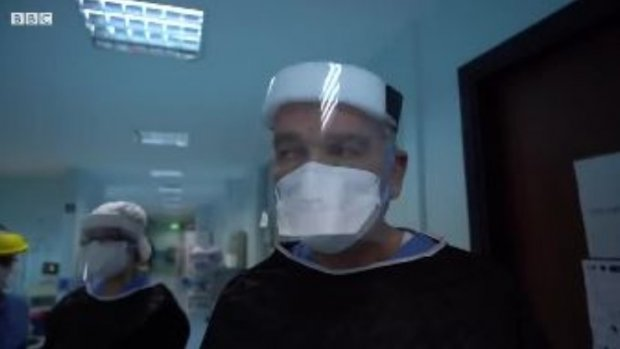 Türkiye'de koronavirüs: Cerrahpaşa'da bi gün