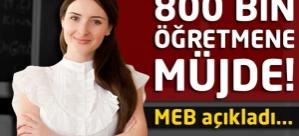 800 bin öğretmene e-imza müjdesi!