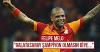 "Felipe Melo: ""Galatasaray..."