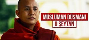 İşte Müslüman düşmanı o şeytan