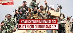 Koalisyonun müdahalesi Işid'i niçin durduramadı?