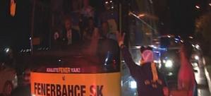Taraftarının Tepki Göstermediği Tek Fenerbahçeli